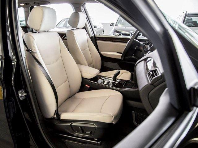 2017 BMW X3 xDrive28i in Palm Springs CA  Palm Springs BMW X3
