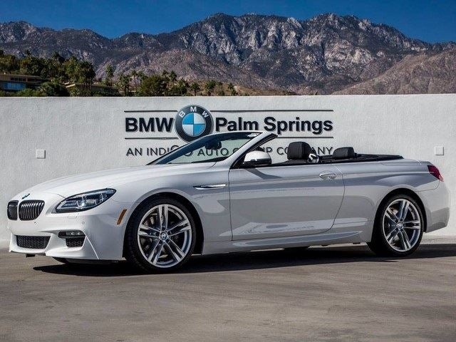 2017 BMW 6 Series 640i in Palm Springs CA  Palm Springs BMW 6