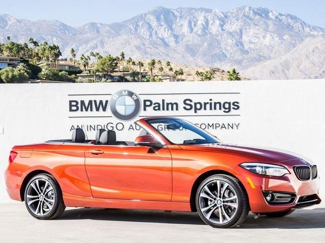 2018 Bmw 2 Series 230i In Palm Springs Ca Palm Springs