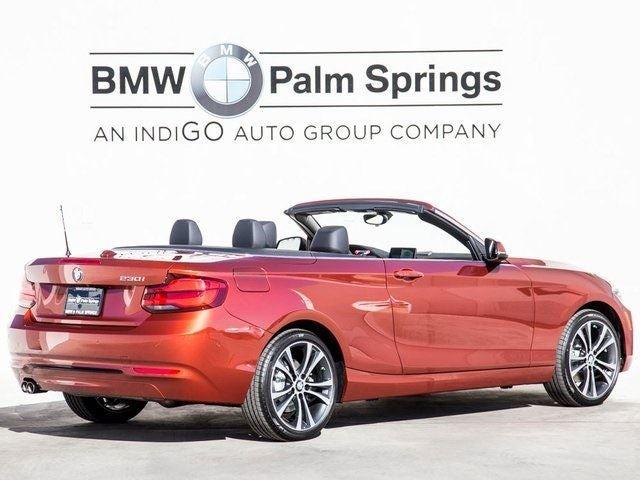 2018 Bmw 2 Series 230i In Palm Springs Ca Palm Springs