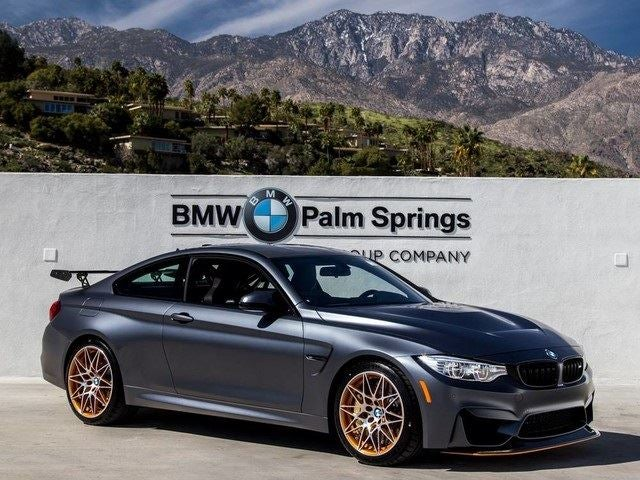 2016 Bmw M4 Gts In Palm Springs Ca Palm Springs Bmw M4