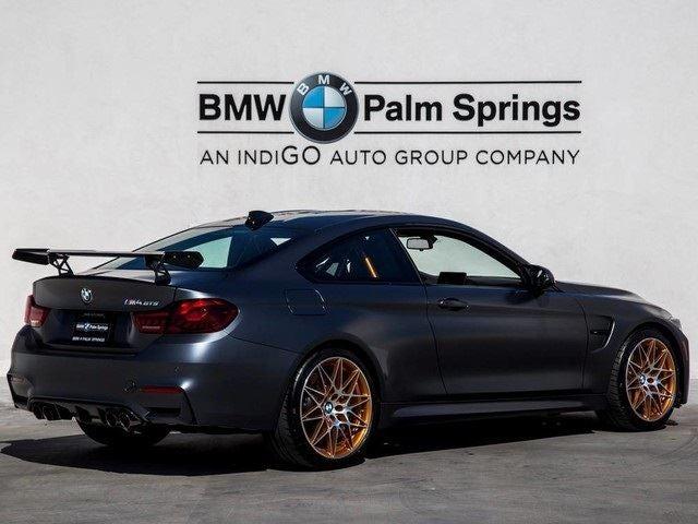 2016 Bmw M4 Gts In Palm Springs Ca Palm Springs Bmw M4