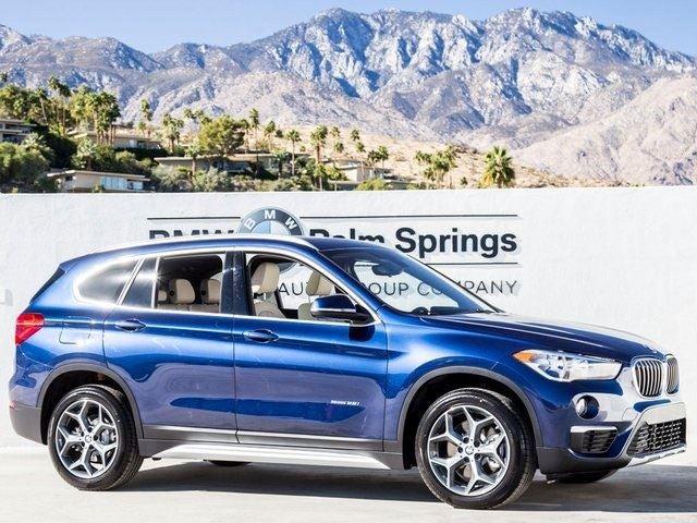 2018 Bmw X1 Sdrive28i In Palm Springs Ca Palm Springs