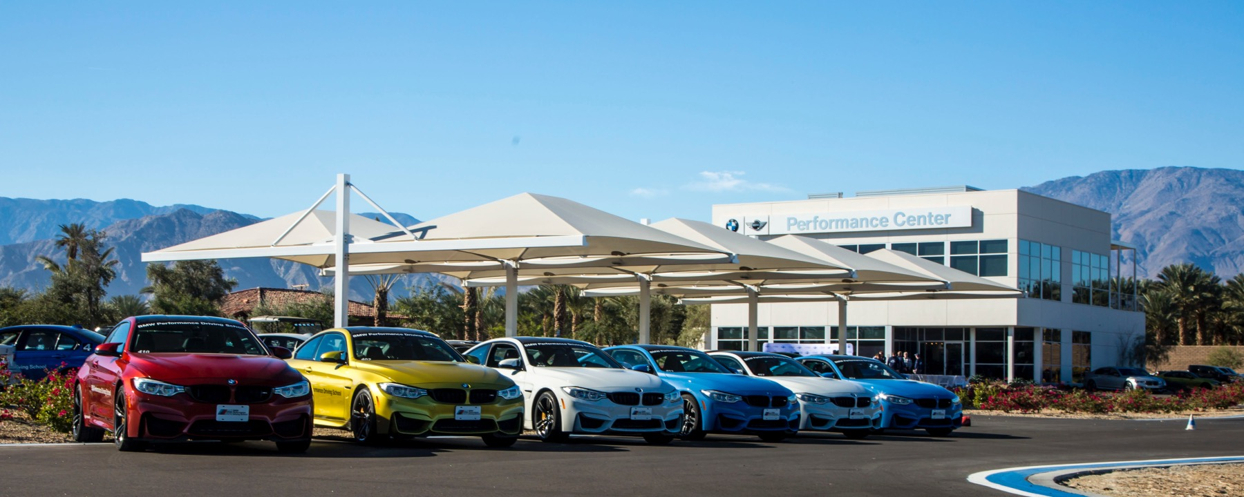BMW Of Palm Springs' Drive4Kids Event Raises $50,000 For