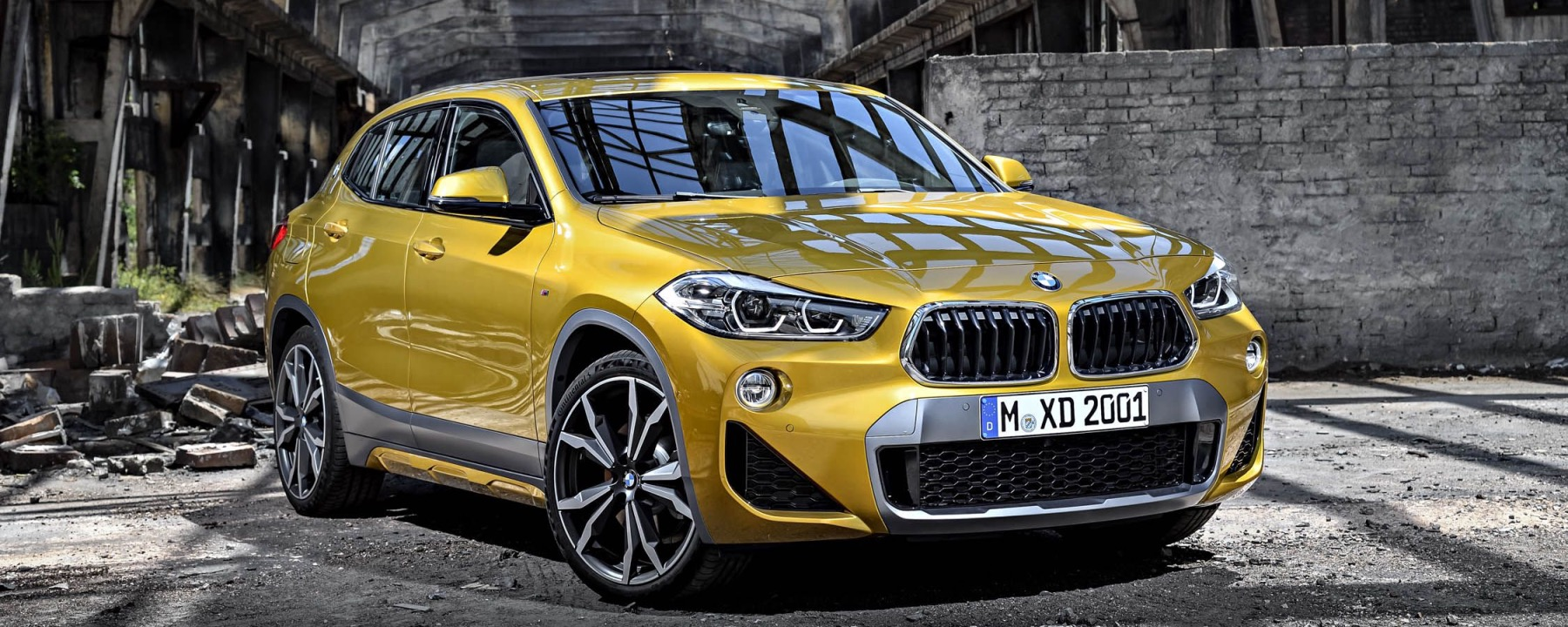 Introducing The First Of Its Kind The Bmw X2 Bmw Of Palm Springs Blog