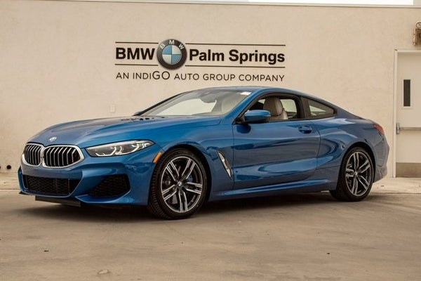 Bmw Palm Springs >> 2020 Bmw 8 Series Coupe