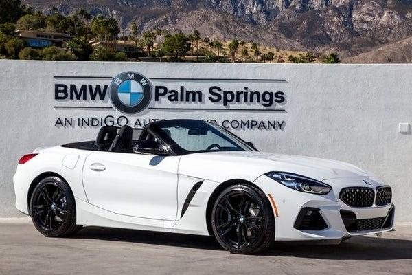 2020 bmw z4 sdrive30i in palm springs ca palm springs bmw z4 bmw of palm springs 2020 bmw z4 sdrive30i
