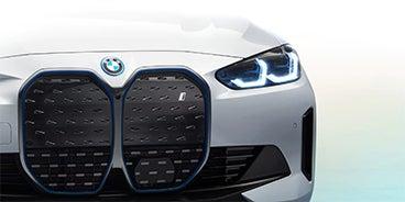 BMW i4 Interior Palm Springs CA