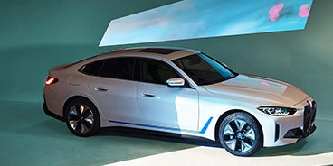BMW i4 in Palm Springs CA