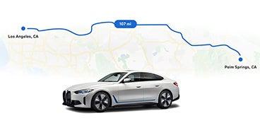 BMW i4 Palm Springs CA